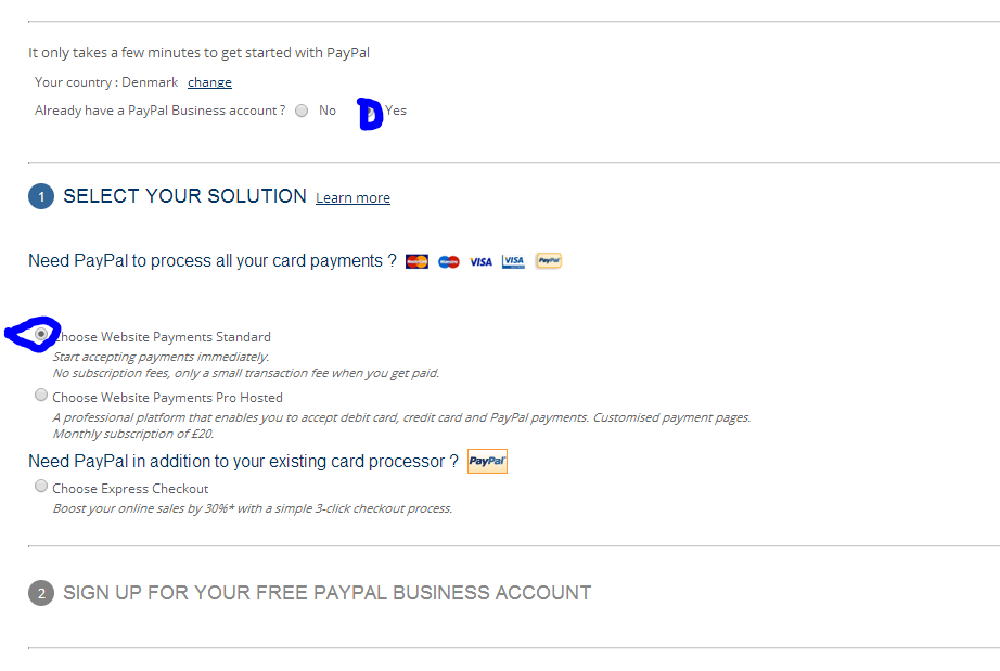 SOLVED] Paypal not showing Credit card option [EU] - PayPal ...