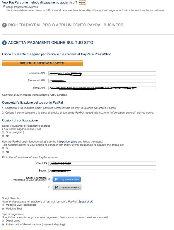 solved] paypal module to prestashop 1 5 - PayPal - PrestaShop Forums
