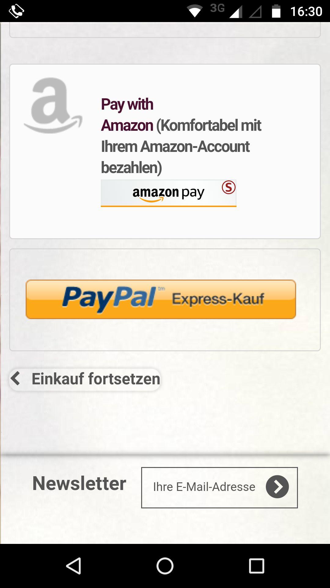 Probleme Mit Paypal