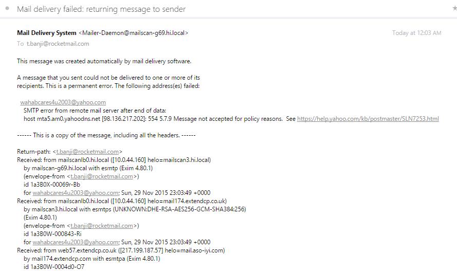 SOLVED] SMTP Error - Installing PrestaShop for the first time