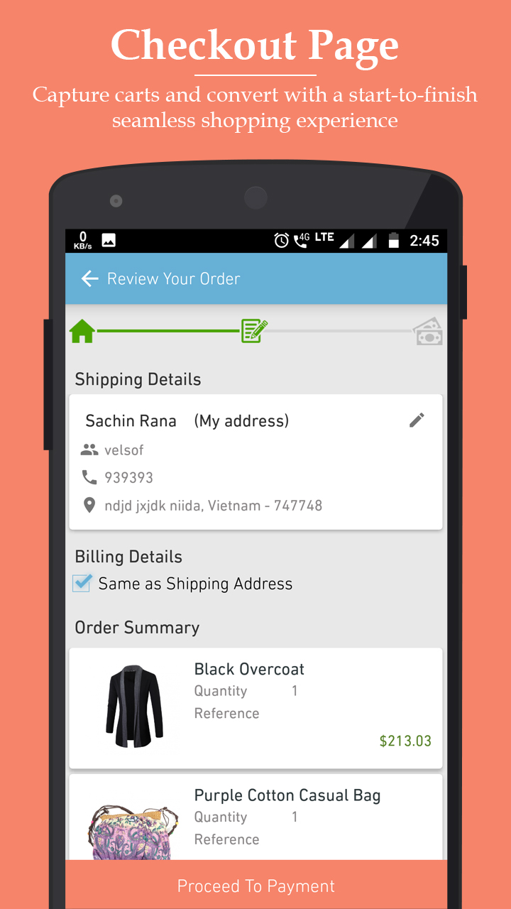 MODULE] Android and iOS Mobile App Builder for PrestaShop