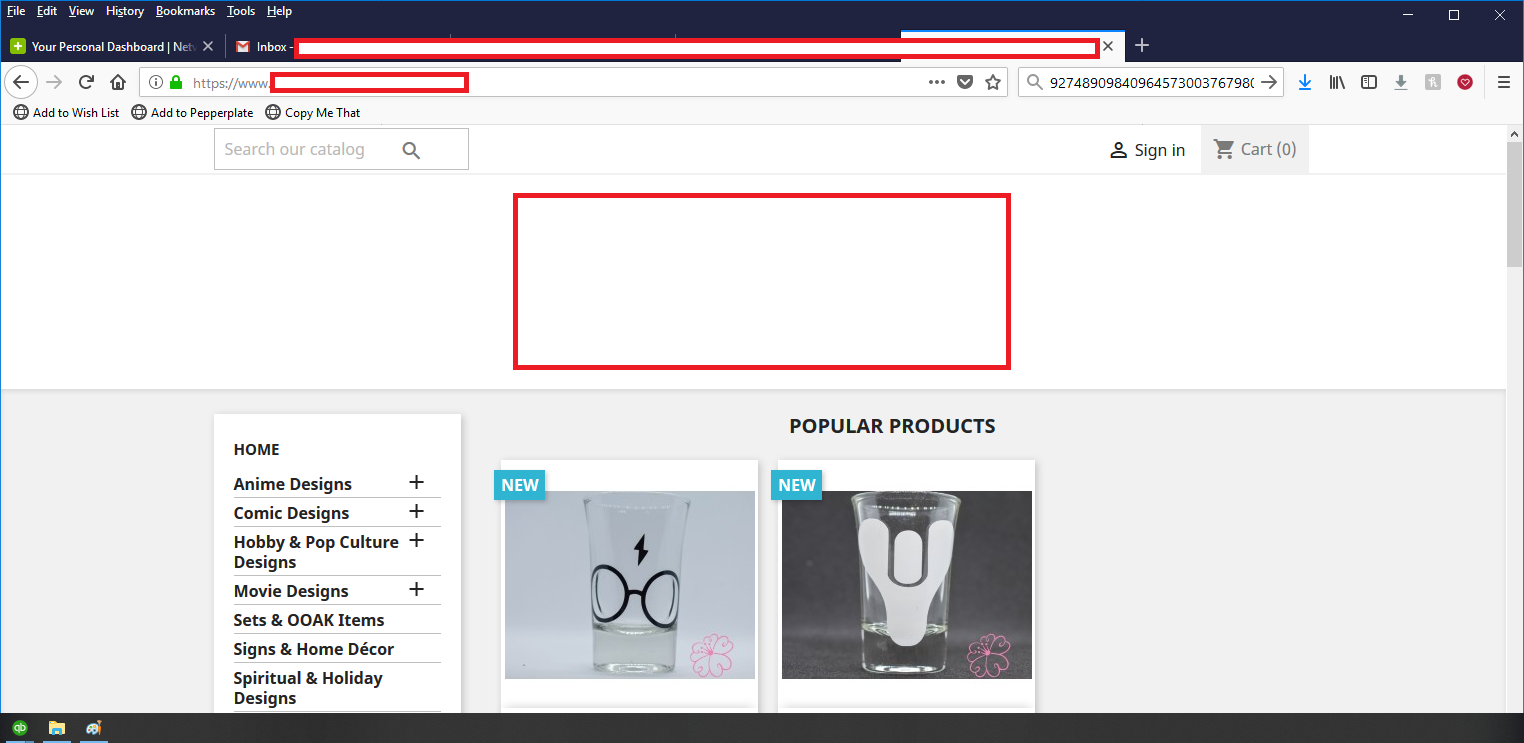 Full Width/Additional Products? - General topics - PrestaShop Forums