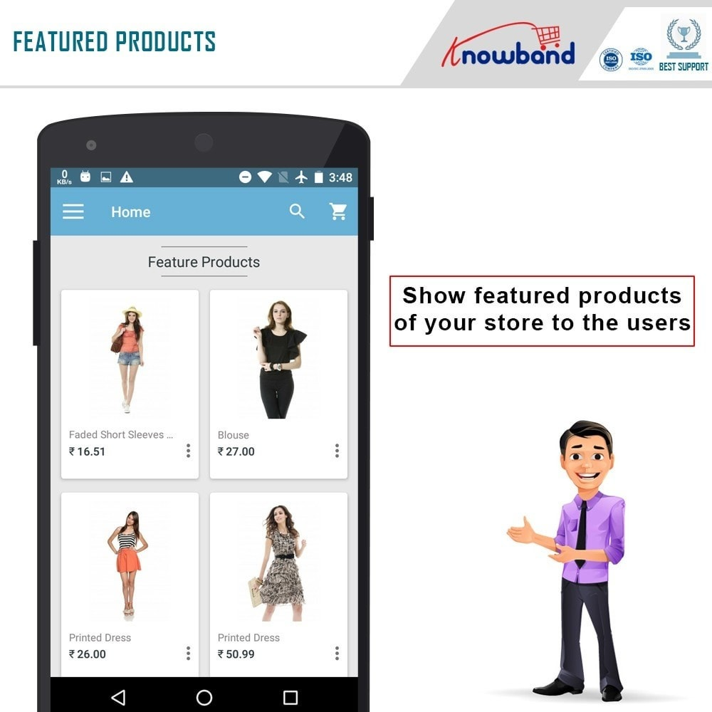 MODULE] Android Mobile App Builder - Paid Modules & Themes