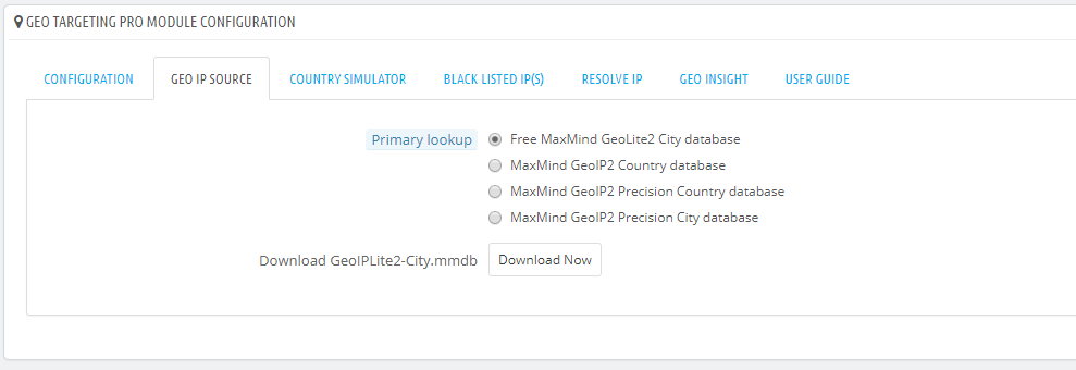 Module] Geo Targeting Pro by Country Prices, Taxes, Currency