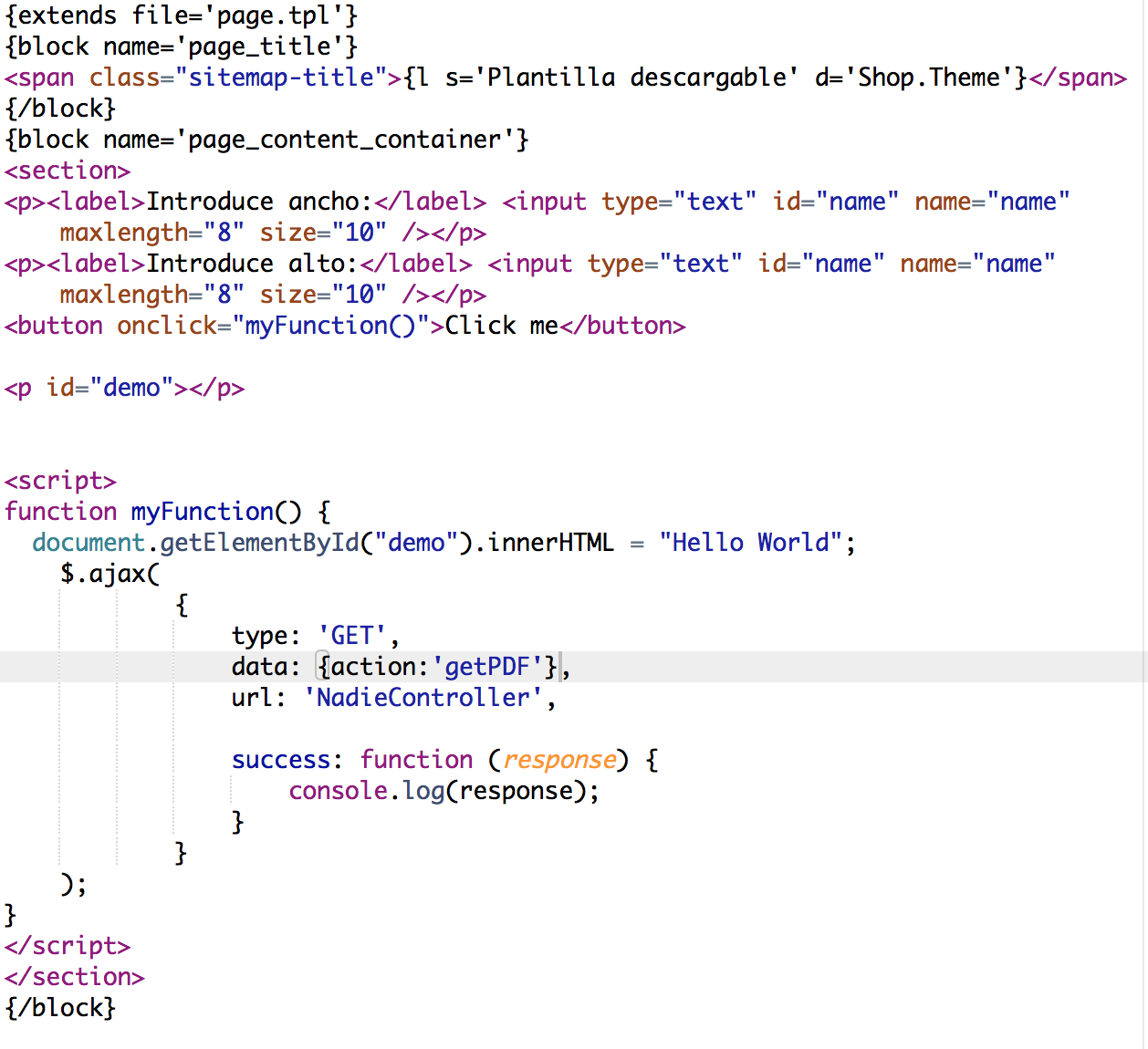 PHP Function Automatically - Core developers - PrestaShop Forums