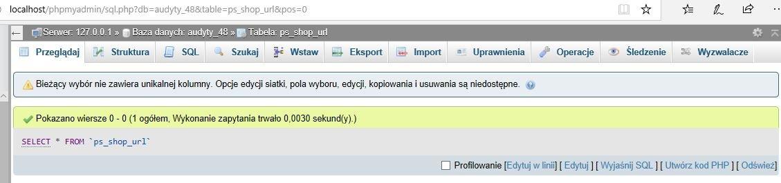 Mysql Export Import Localhost Xampp Forum Ogólne