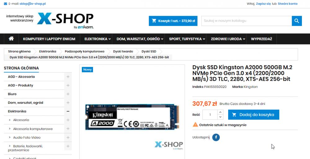 2019-10-21 22_41_48-Dysk SSD Kingston A2000 500GB M.2 NVMe PCIe Gen 3.0 x4 (2200_2000 MB_s) 3D TLC, .png