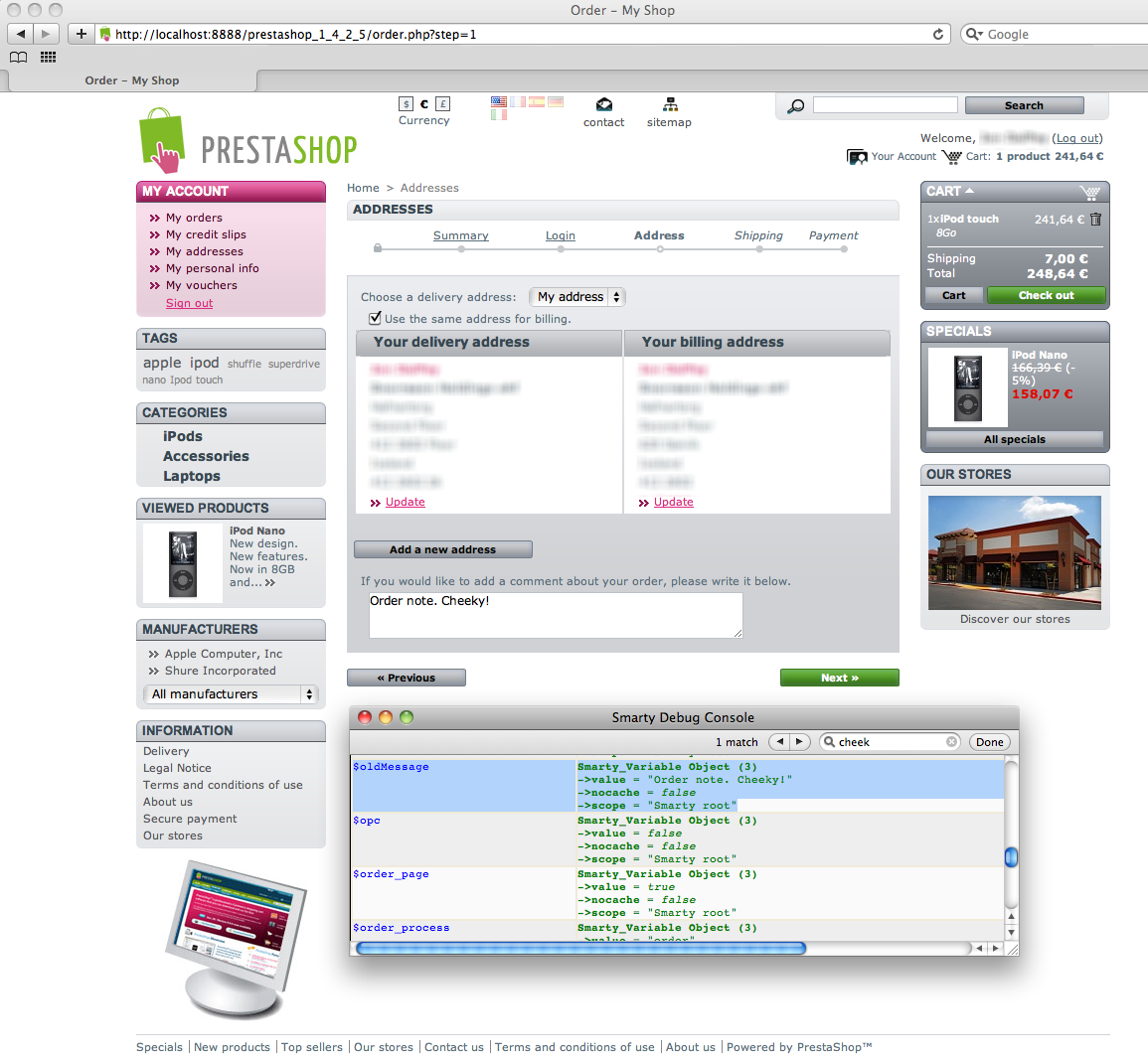 Global Smarty Variables used in Prestashop - Core developers ...