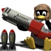 Atomic Penguins