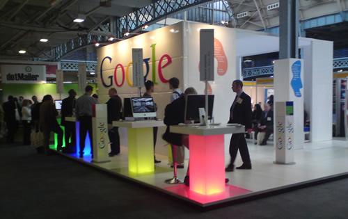 Google at e-Commerce expo London