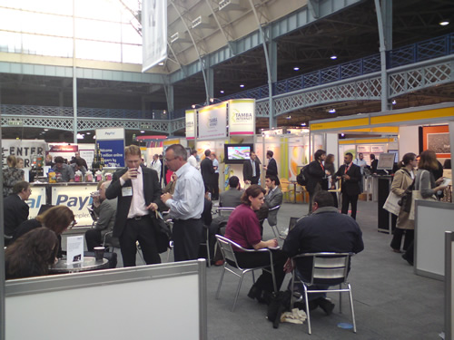 Olympia e-Commerce expo London