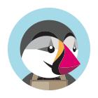 PrestaShop Logotype Gliph