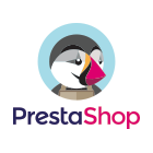PrestaShop Logotype Vertical